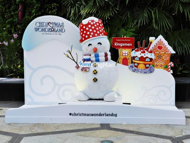 Christmas Wonderland 2014 - Snowman