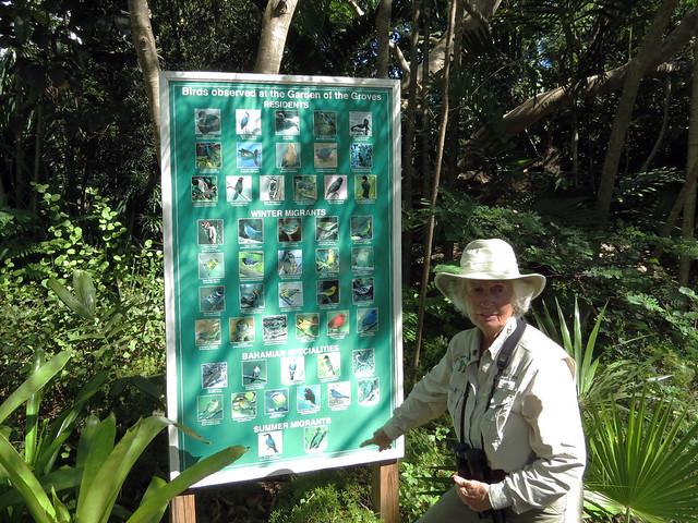Birding Guide Erika Gates