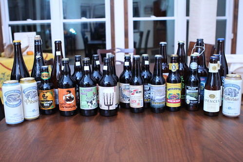 North American Summer Trip Beer Haul