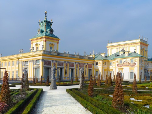 Wilanow Palace, Warsaw