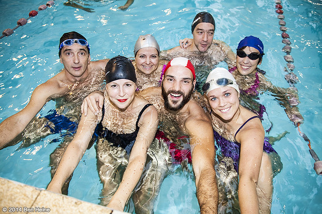 Swimming For Psoriasis - 2014