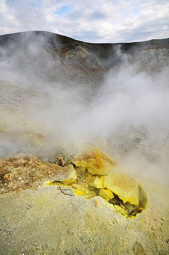 Volcano image