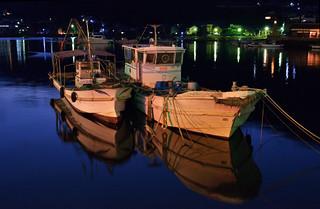 Tomonoura harbour