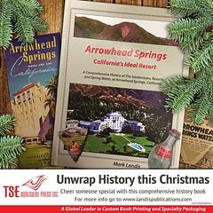 "TSE presents ""Arrowhead Springs: California's Ideal Resort"""