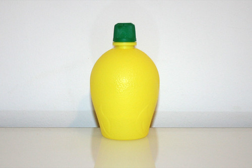 09 - Zutat Zitronensaft / Ingredient lemon juice