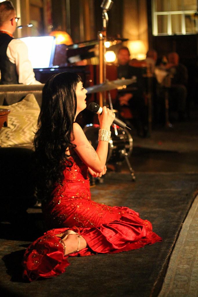 Rosewood Hotel Cabaret club (7)