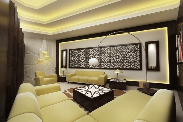 Luxury VIP Terminal at Abu Dhabi Int'l Airport opened
