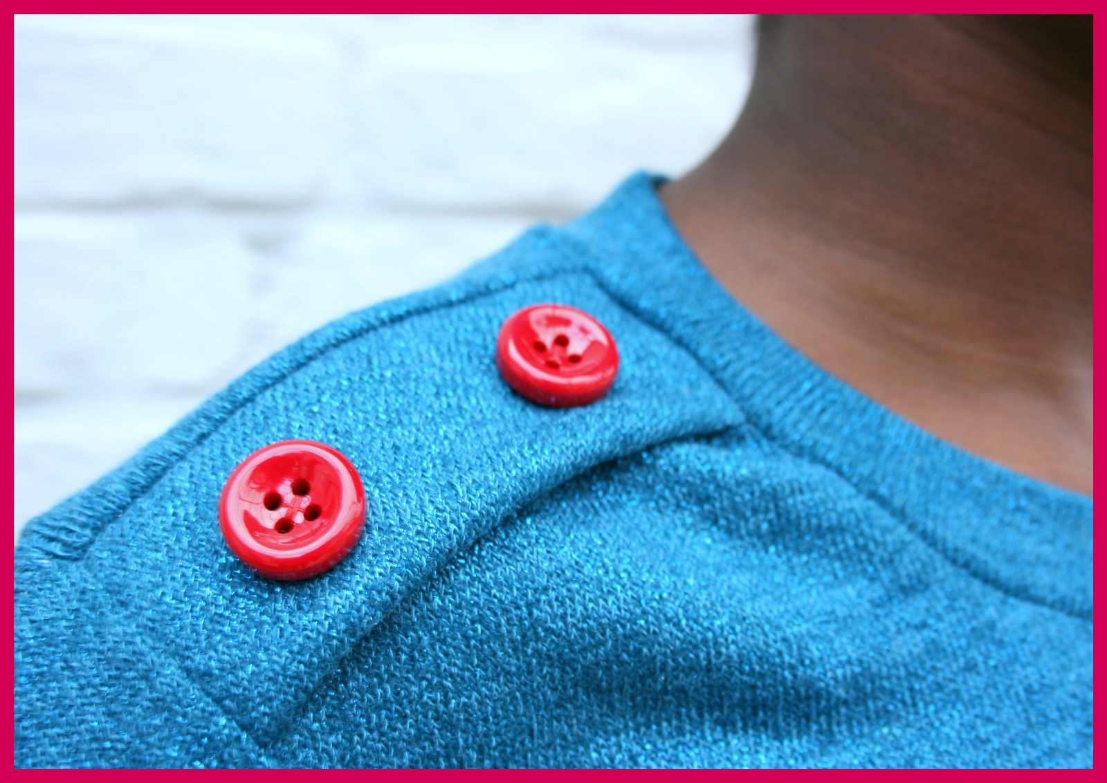 julia sweater (buttons)