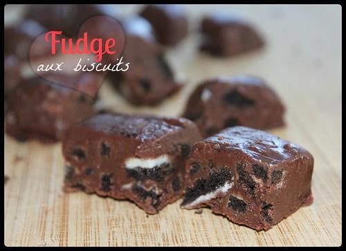 Fudge aux biscuits oréo au micro-onde 01