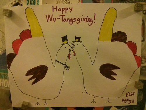 Wu-Tangsgiving by me