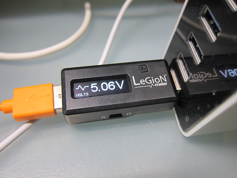 Legion Meter – USB Multimeter