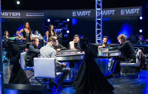 WPT TV Final Table Set