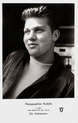 Hansjoachim Ketzlin in Die Halbstarken (1956)