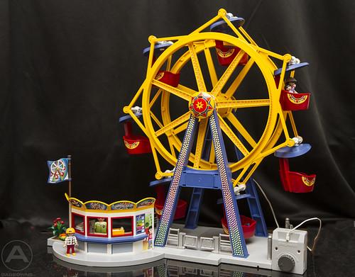 Complete Ferris Wheel