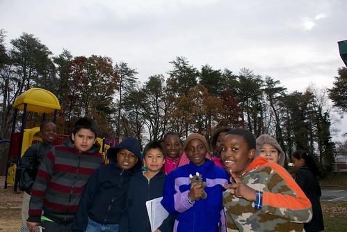 Beacon Heights Late Fall Hike 2014