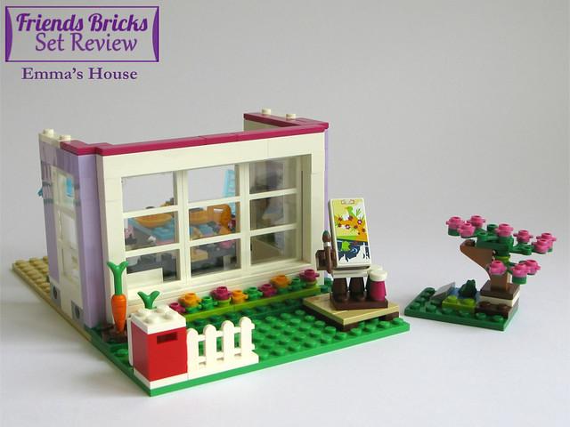 Heartlake Times Review 41095 Emma S House