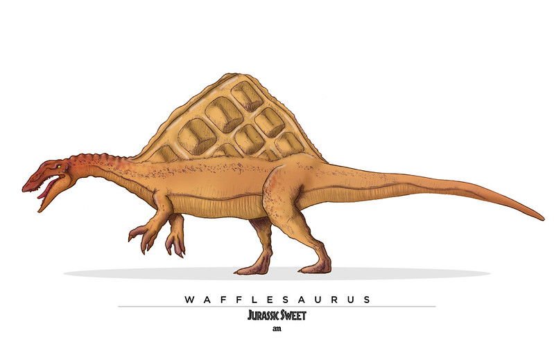 Wafflesaurus