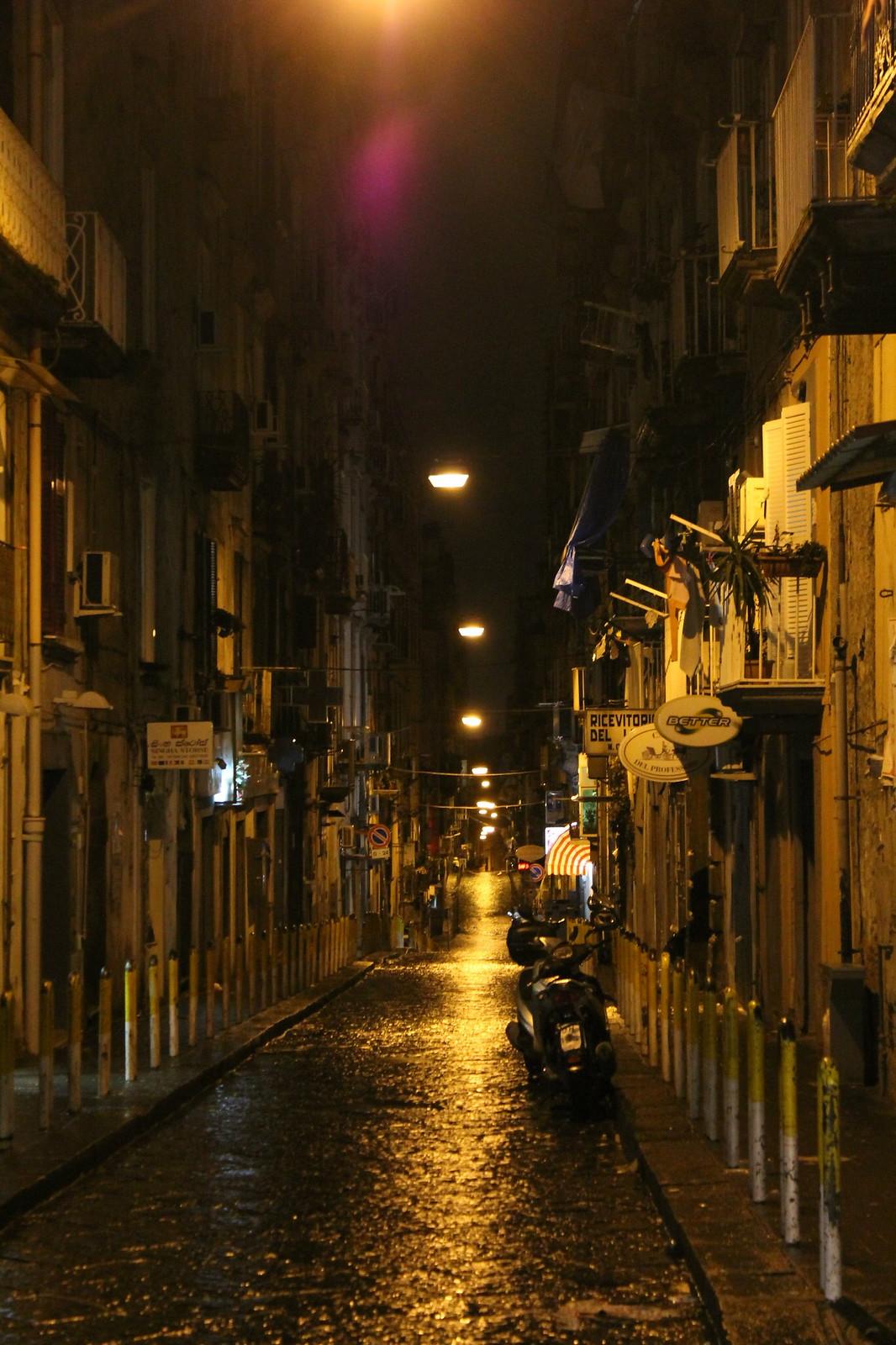 Naples, January 2014