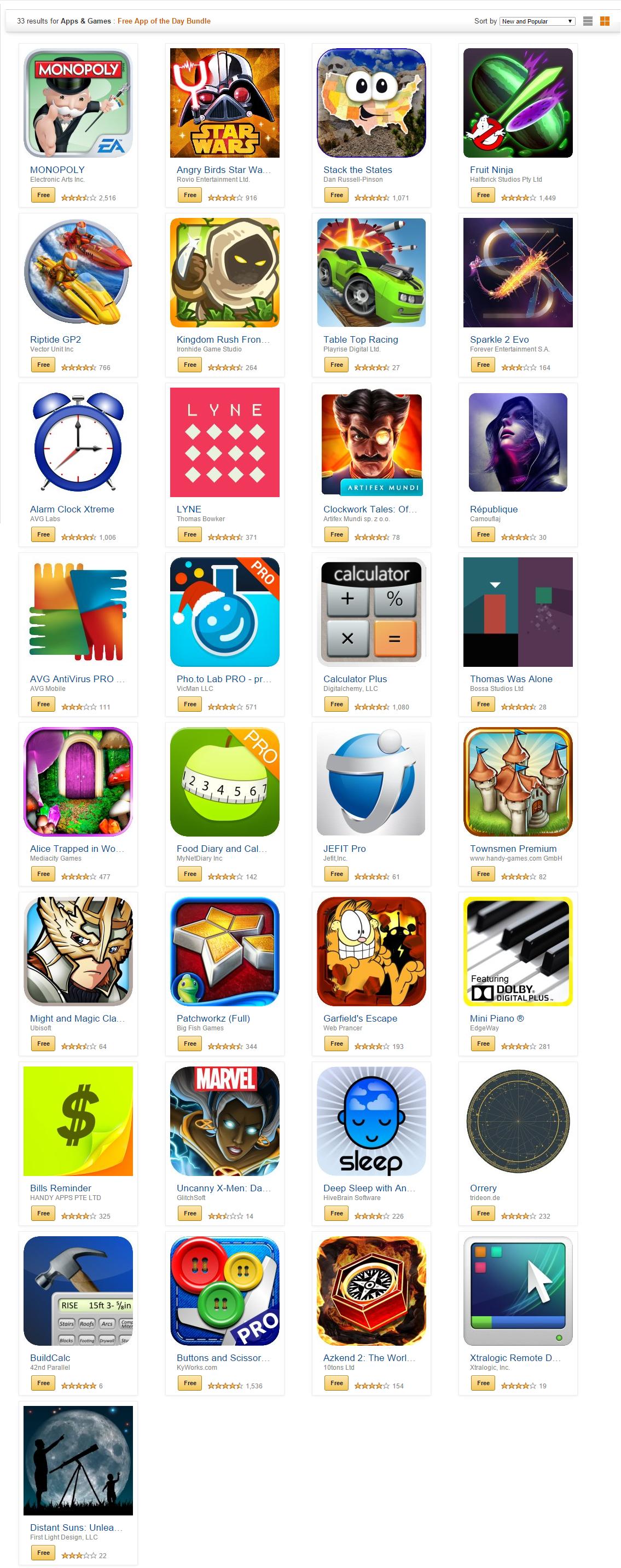 amazon ofera aplicatii gratuite geek chronicles