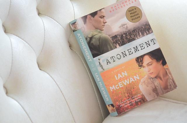 Atonement - book cover