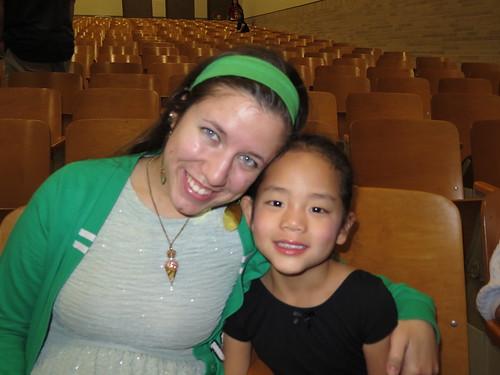 Amelie's Recital 12.13.2014