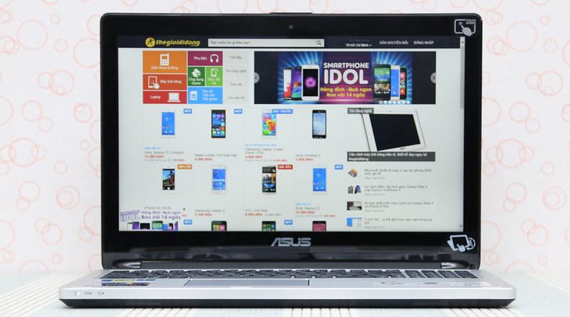 So sánh laptop Asus TP550LD và HP Pavilion 14 - 56620