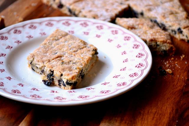 Recipe for Cornish Heavy Cake