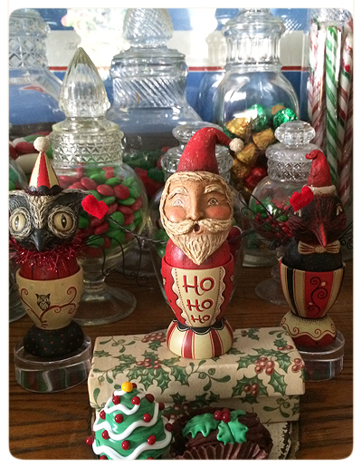 Celeste's-Photo-Johanna-Parker-Collection-Santa-&-Bird-Egg-Cups