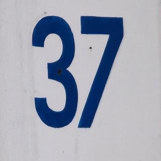 37 - House Number Trinidad