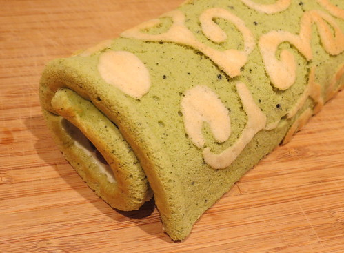 Cooking: Deco Roll Cake