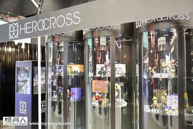 TOY SOUL 2014【Hero Cross Company Limited】D09、D11 攤位完整報導