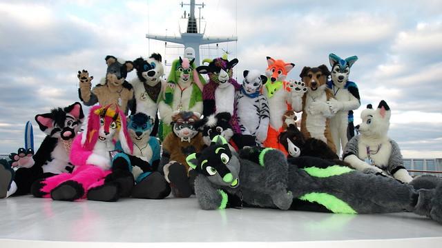 2014 Furry Cruise