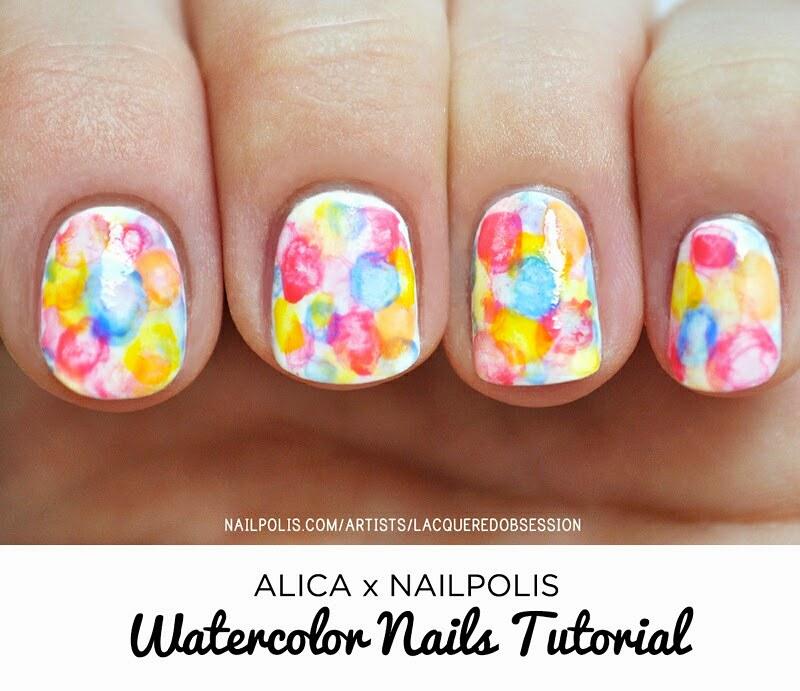 Alica x Nailpolis