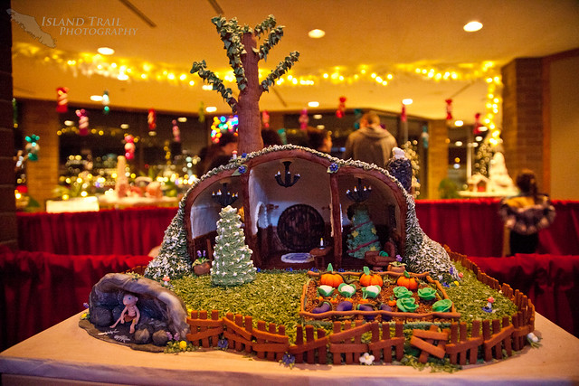 Gingerbread Display - 2014.12.19-9473