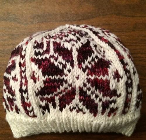 Sienna-rosa hat