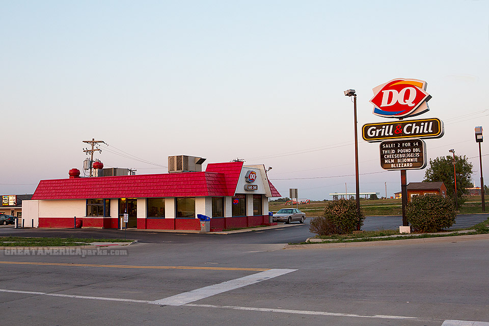 Old Fast Food Places For Sale