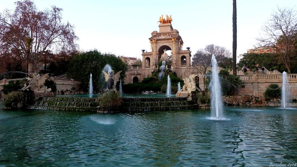 Barcelona day_3, Parc de la Ciutadella