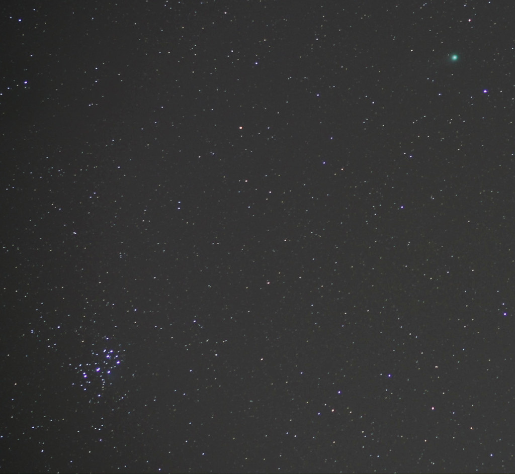 Comète LOVEJOY - Page 2 16157070049_0f1fe52ee8_b