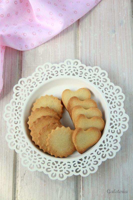 galletas fáciles de mantequilla