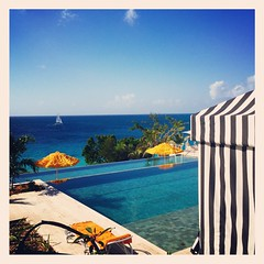 To infinity pool and beyond... #anguilla