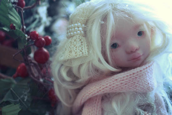 *Thea* [dust of doll OOAK]
