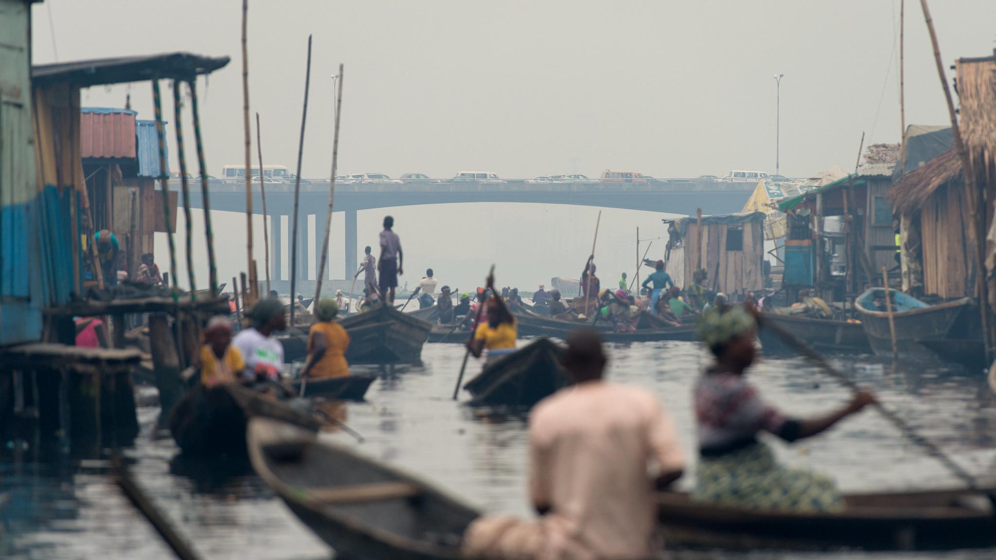 Makoko and the Bridge
