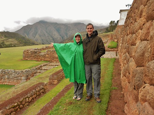 Outside Chinchero Walls