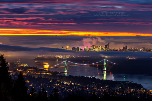 city urban canada vancouver dawn bc britishcolumbia pierreleclercphotography