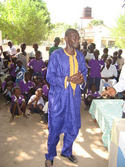 Lamin Speaking