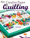 creative paper quilling book cover