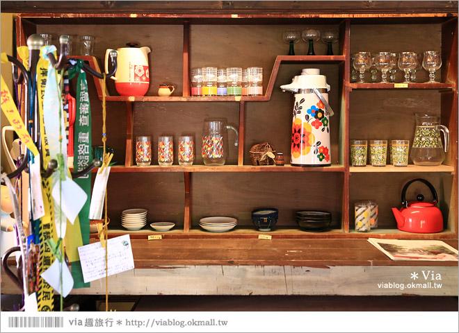 【台中老宅餐廳】台中下午茶~拾光機。日式老宅的迷人新風情,一起文青一下午吧!38