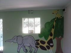 Ket Wangi new nursery class