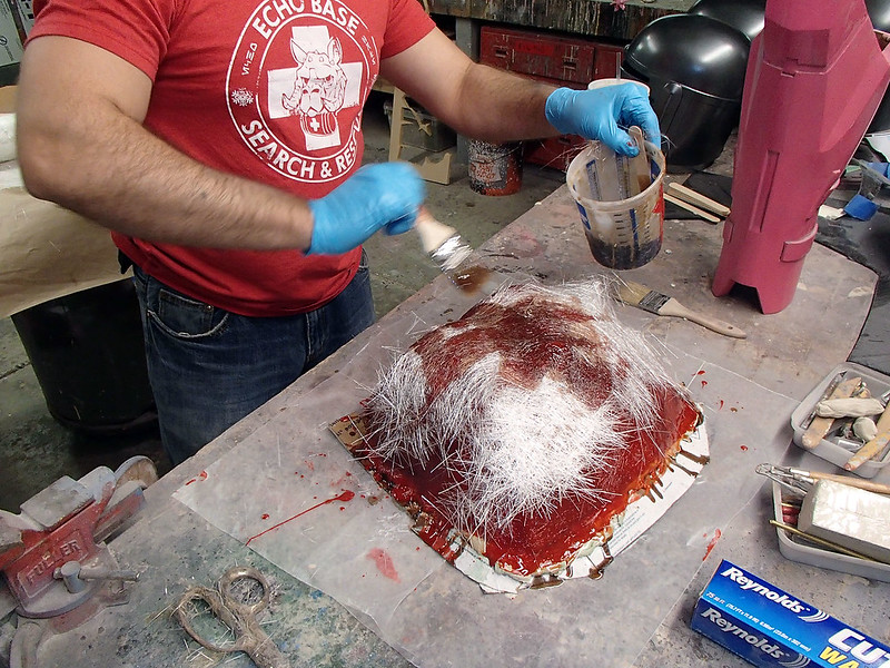 Mold Glassing 4