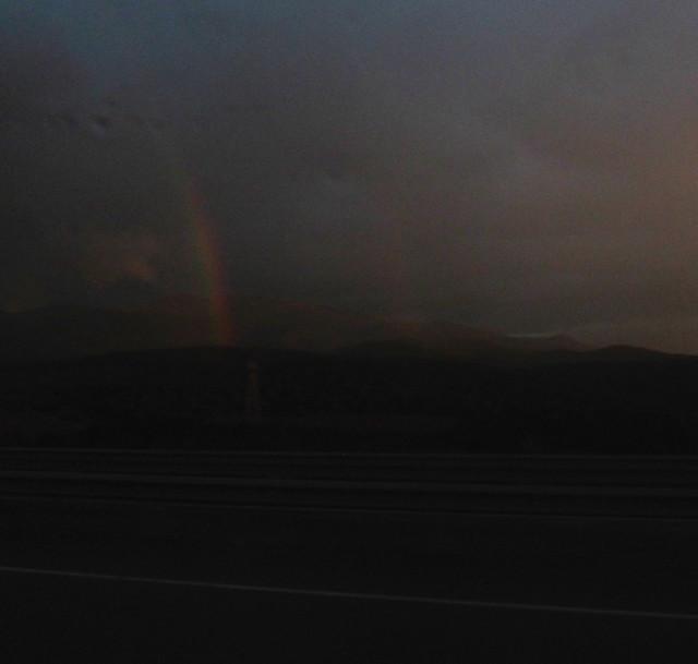 Último rayo al arco iris
